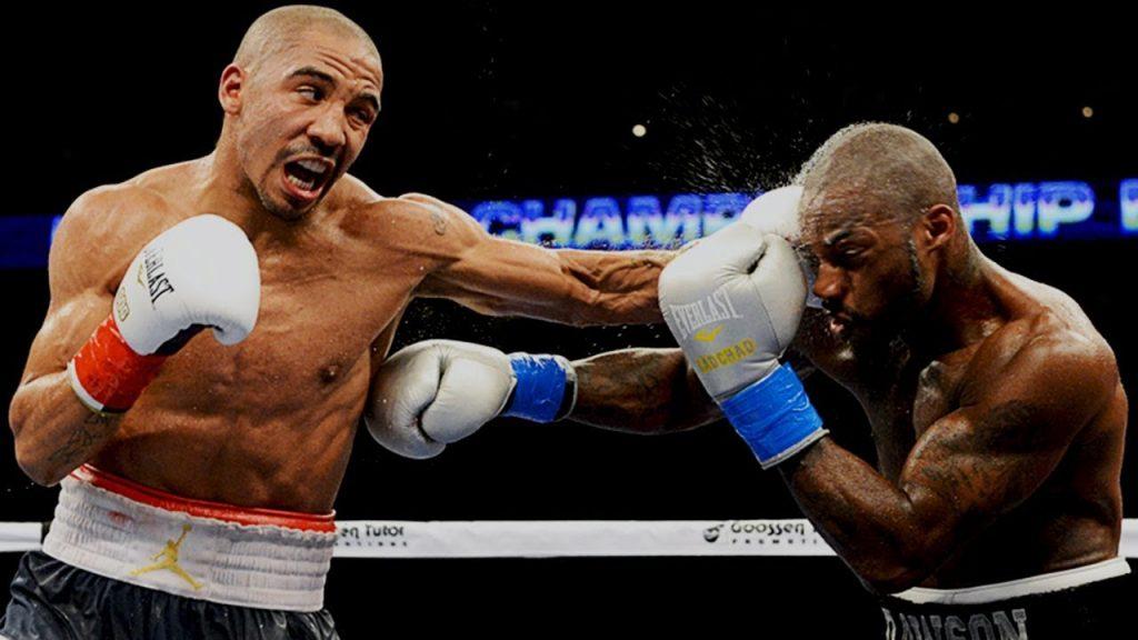 andre ward boxing