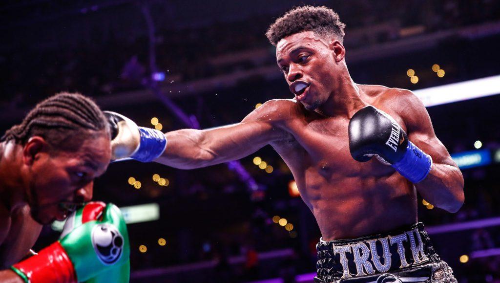 errol spence boxing
