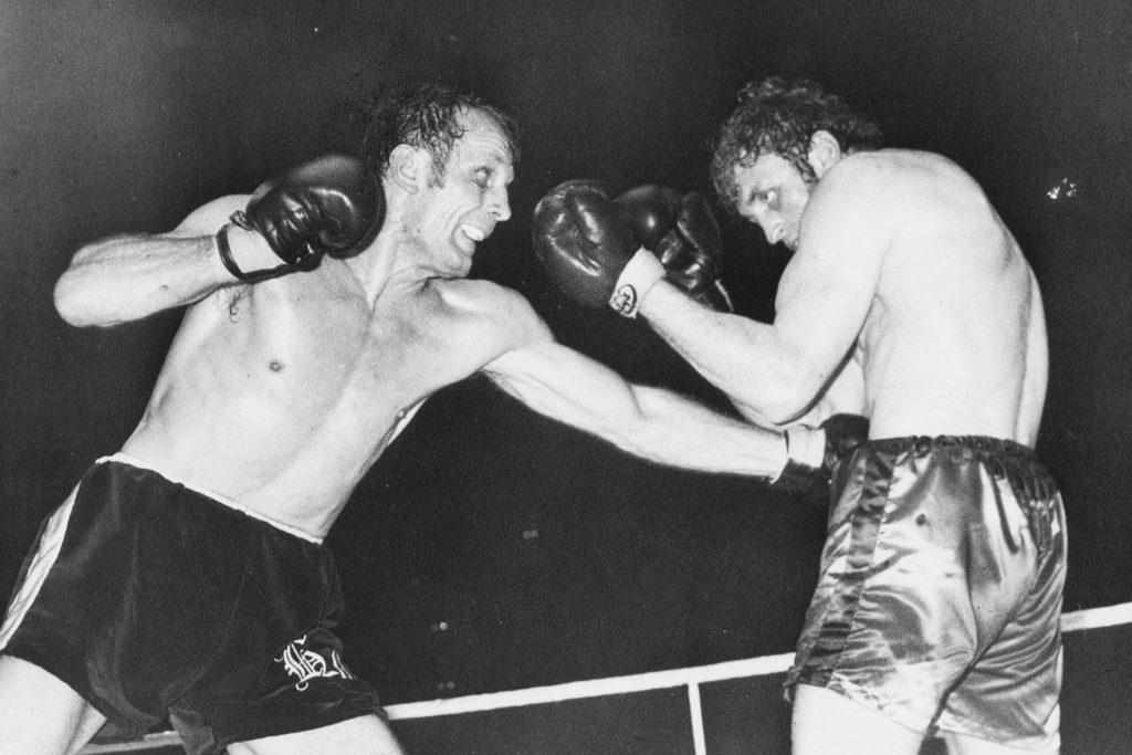 henry cooper boxing
