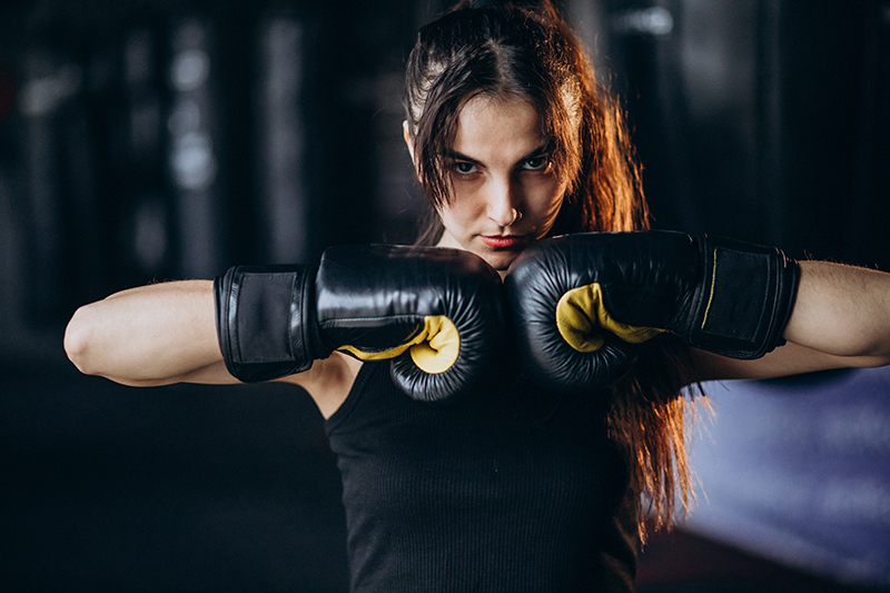 positive mental health - boxing classes in bournemouth